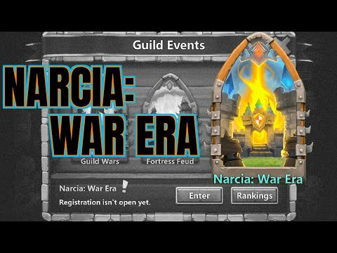 Narcia: War Era | New Game Mode! | Castle Clash