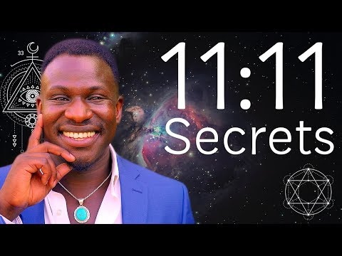 Do You See 11:11 Too? 10 Secrets Messages In Seeing 11:11 (Law Of Attraction!) Powerful!