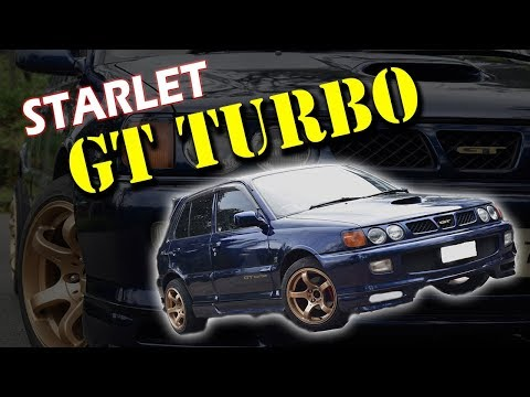 Toyota Starlet GT EP82 Turbo Modified (Full Review)