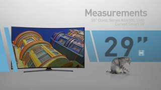 SAMSUNG UN55KU6500 ( KU6500 ) 4K UHD TV // FULL SPECS REVIEW