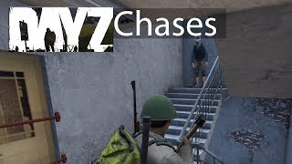 DayZ Xbox One Gameplay Zombie Chases & PVP Melee