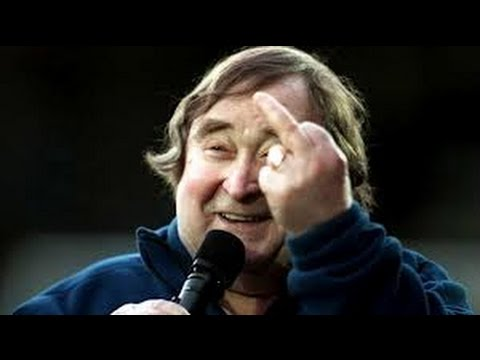 Bernard Manning Final BBC 40 Minute Life Story Interview At Home (In Pants) RIP