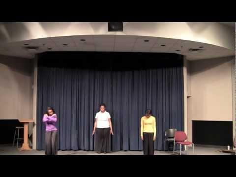 """Compassion Dance Ministry ft. Divine Minds - """"Give Me Your Eyes"""""""