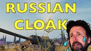 WOT - Russian Cloak of Dispersion | World of Tanks