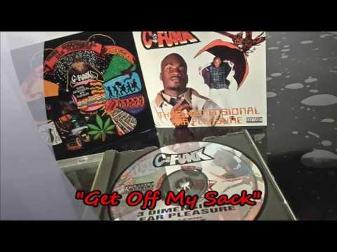 C-Funk & Paris - Get Off My Sack (1995) E.P.A G-Funk Rap ...