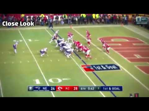 The Love Doctors - Tony Romo Predicted AFC Championship Game Plays!