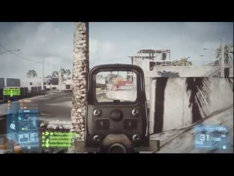 Battlefield 3 - Squad Death Match x2 - Noshahr Canals / Kharg Island PS3 HD