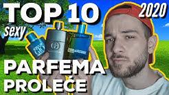 TOP 10 moćnih PARFEMA za PROLEĆE 2020 🌿👑 Kupite OVE parfeme DEČKU za PROLEĆE
