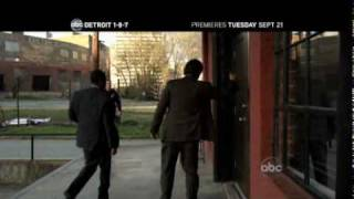 Detroit 1-8-7: 1 Minute Promo, ABC Fall 2010