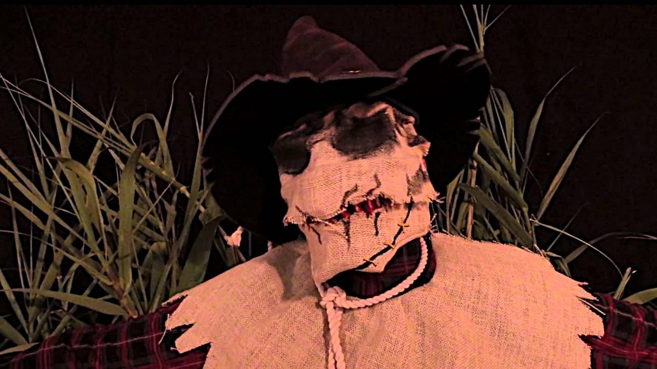 scarecrow ani-motion™ masks - youtube