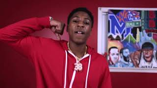 Смотреть клип Youngboy Never Broke Again - Confidential