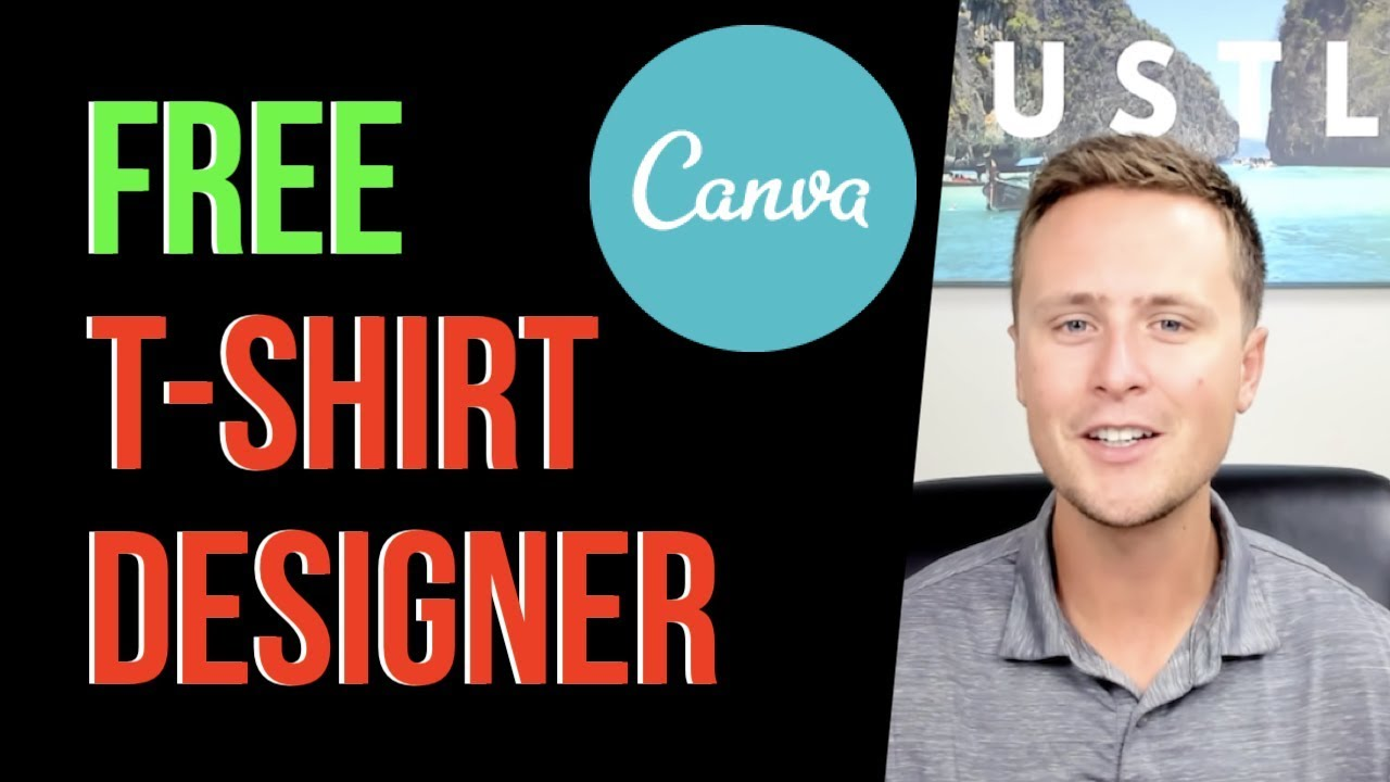 Design T Shirts Using Canva