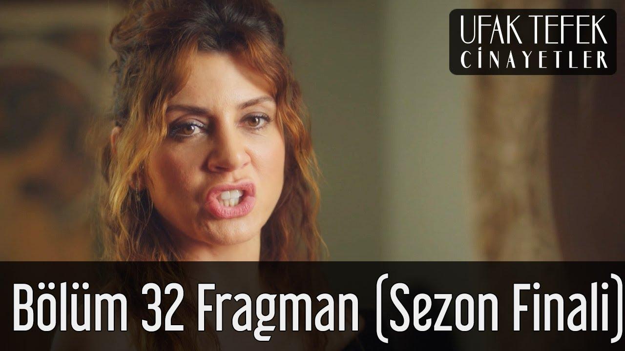 Ufak Tefek Cinayetler 32. Bölüm Fragman (Sezon Finali)
