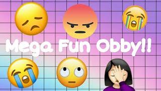 Roblox-Mega diversión obby n.o 3
