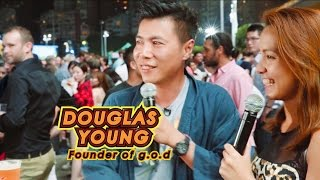Hong Kong Style: Douglas Young at Happy Wednesday