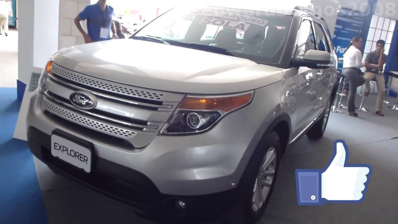 ford explorer limited 2014 video versin colombia youtube - Ford Explorer 2014 Limited