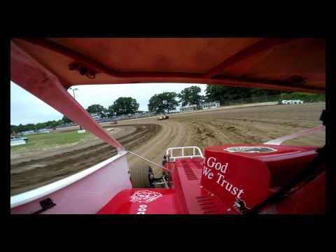 Albany Saratoga Speedway Warm Ups 7/14/17