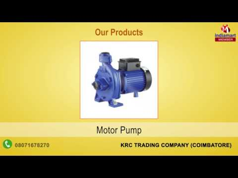 Automobile Equipments By Krc Trading Company, Coimbatore