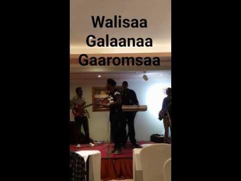 Wallisaa Galaanaa Gaaromsaa