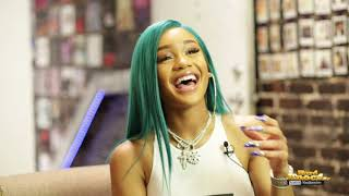 "Saweetie on Collaborating w Quavo, Lil Wayne, Sexual Lyrics, Double Standards, ""Yuso"", ""Emotional"""