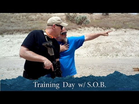 S.O.B Tactical Video Diagnostic Class with John McPhee  vlog #4