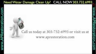 Water Damage Clean Up Longmont | 303.732.6993