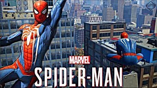 Spider-Man PS4 - NEW OPEN WORLD WEB SWINGING GAMEPLAY!