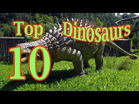 ► Top 10 Most Dangerous Dinosaurs In The World