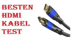 Besten HDMI Kabel Test 2020