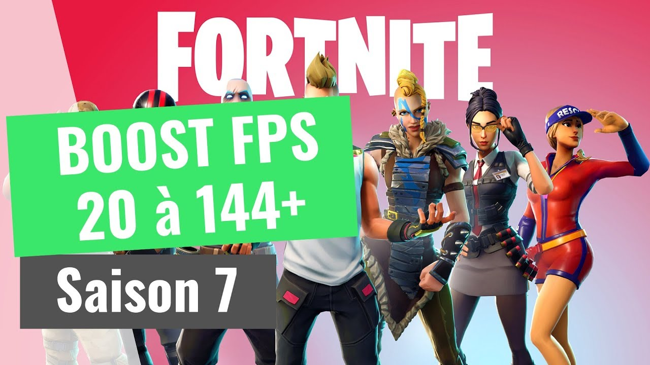 Saison 7] Guide Fortnite