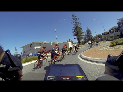 Riding With Richie Porte and the BMC Team   * 2.7K Ultra HD *