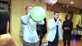 Тамада ведущий на свадьбу Олег Коробов в Москве недорого, корпоративы, новый год