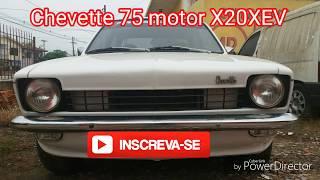 Chevette Motor X20XEV