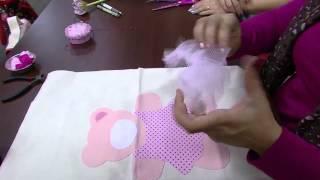 Sacola com patch aplique para bebê – Jully Malzoni
