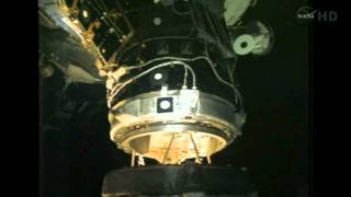Space Shuttle Endeavour STS-134 docking to ISS Part 3