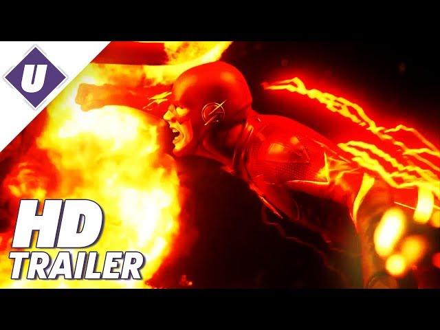 The Flash - Official Comic-Con Season 5 Trailer | SDCC 2018