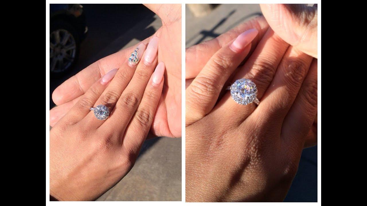 My Diamond Engagement Ring Video 2015 Verlovings