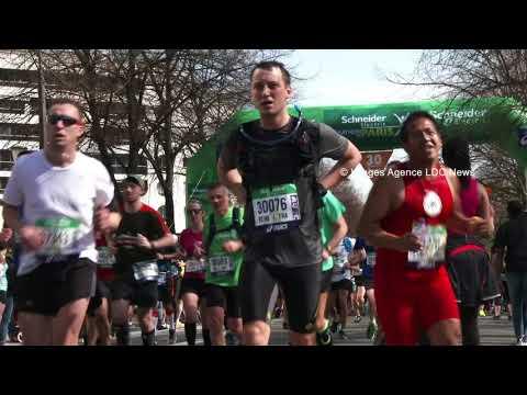 42e Schneider Electric Marathon de Paris./France - 08 Mars 2018