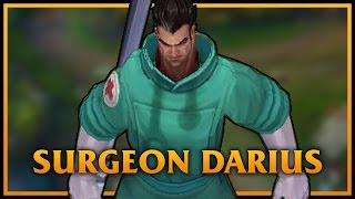 Surgeon Decides to Play LoL During Surgery (JK!) - Best of