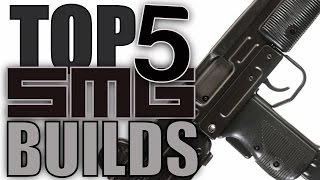 Top 5 Airsoft Sub Machine Gun Builds - Where's Novritsch?