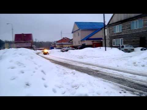Покупка снегохода