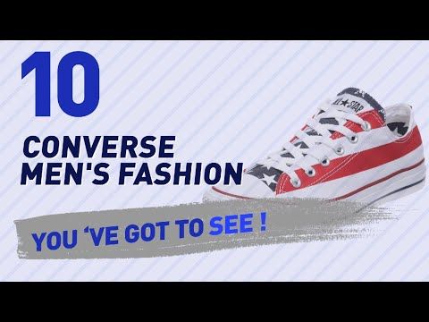 Converse Usa For Men // New & Popular 2017