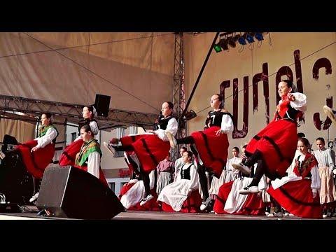 Basque folk dance - Gero Axular