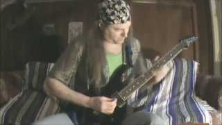 """Smokin in the boys room"" (solo) by Motley Crue performed by Marc ""Tex"" Wilson"