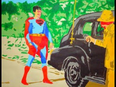 SUPERMAN 1948 colorisé
