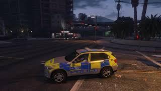 British Police + Police Cars  (GTA V MODS)