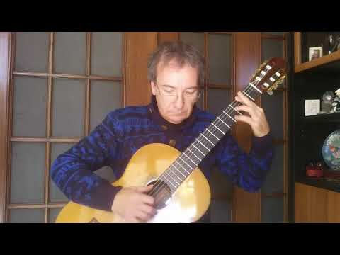 Blowin' in the Wind (Classical Guitar Arrangement by Giuseppe Torrisi)