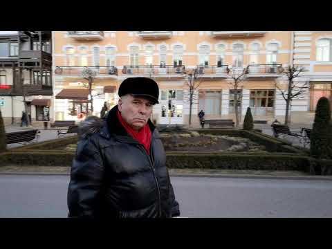 78. Кисловодск на закате, 5 февраля 2019 г.