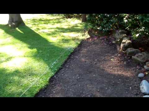 Making a Japanese Zen Garden