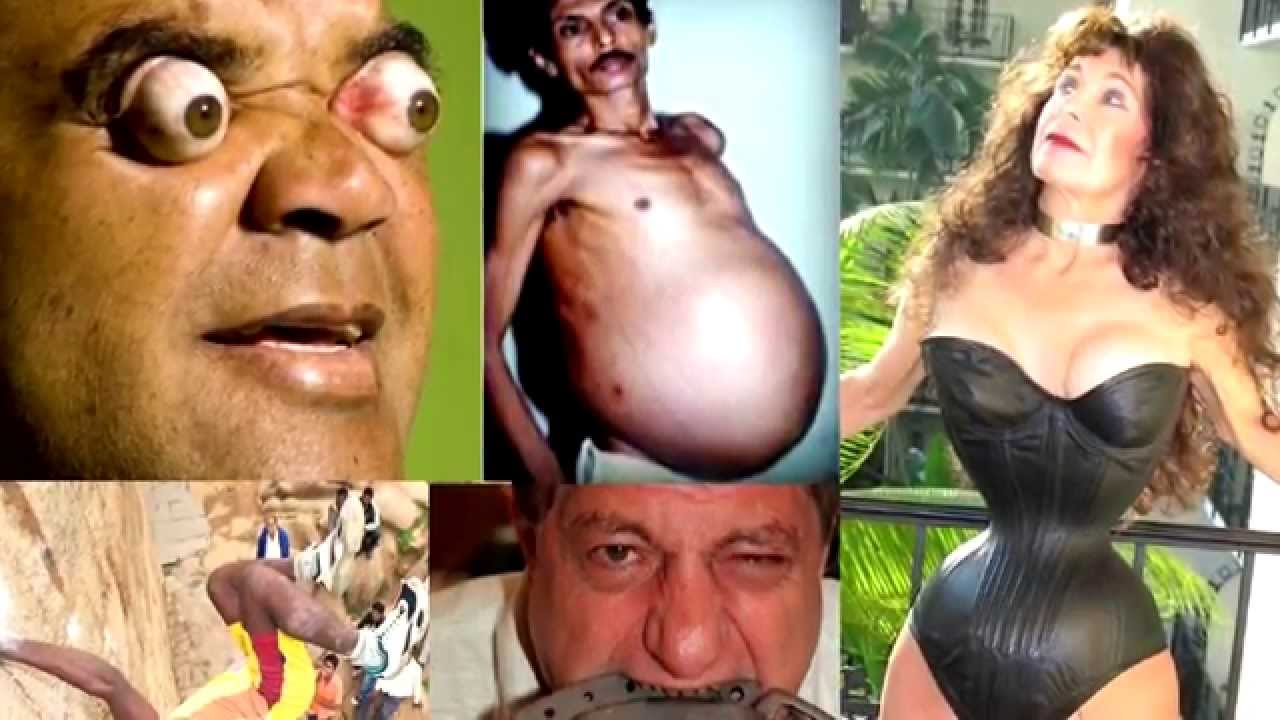 Top  The Most Unusual People Of The World Part